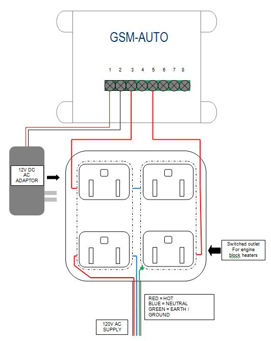remote control schematic
